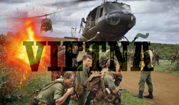 Tempestade solar pode ter provocado explosão de minas na Guerra do Vietnã