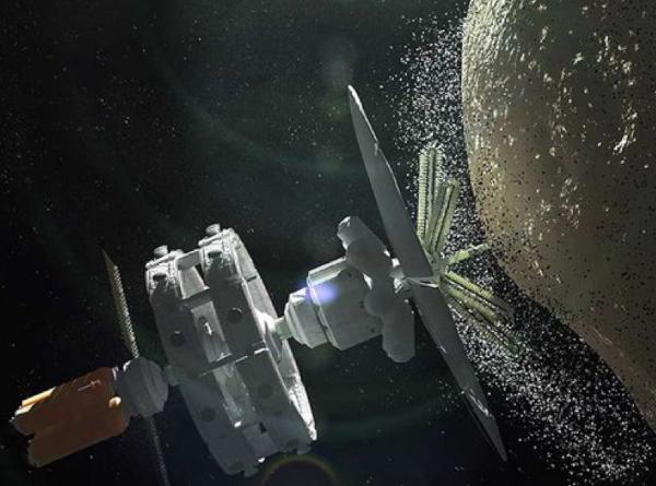 Espaço exterior constitui nova fronteira na disputa por recursos minerais