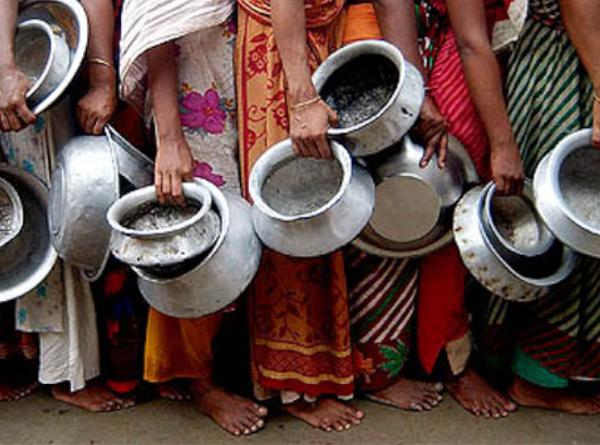 FAO estima que o mundo não erradicará a fome até 2030