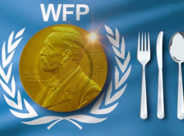 Prêmio Nobel da Paz reafirma conexão inseparável entre segurança e alimento